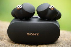 Sony chính thức ra mắt mẫu tai nghe chống ồn WF-1000XM4 mới