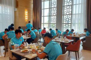 Đội tuyển Việt Nam nhận tin vui trước trận đấu gặp chủ nhà Saudi Arabia