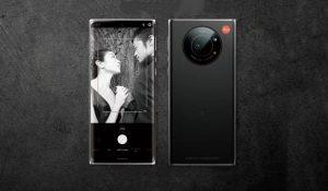 Leica chính thức trình làng Leitz Phone 1 đến thị trường Nhật Bản
