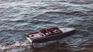 Thụy Điển ra mắt tàu cánh ngầm C8, đạt tốc độ lên tới 60km/h