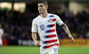 Christian Pulisic đứng trước nguy cơ vắng mặt ở trận đấu sắp tới của tuyển Mỹ