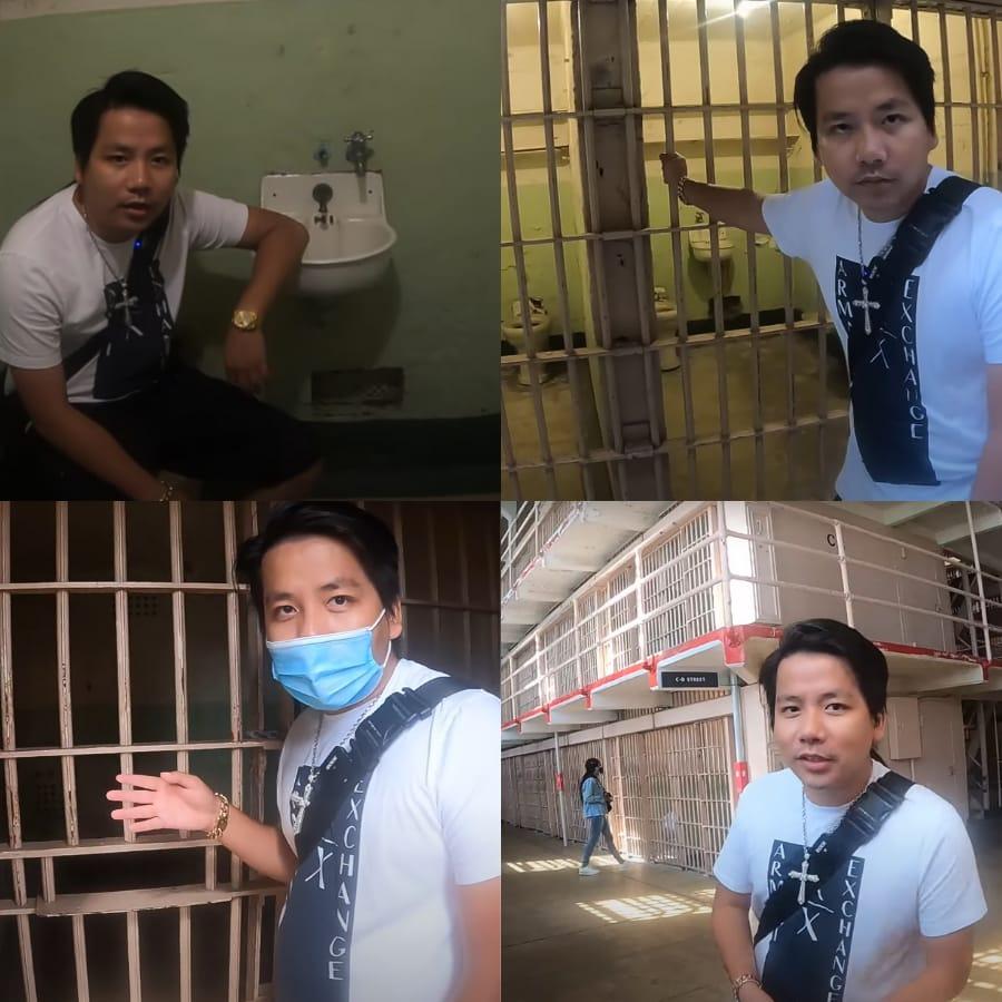 Thiết kế bên trong nhà tù