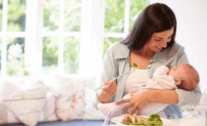 Mách nhỏ mẹ cách giúp trẻ không bị sụt cân sau khi cai sữa