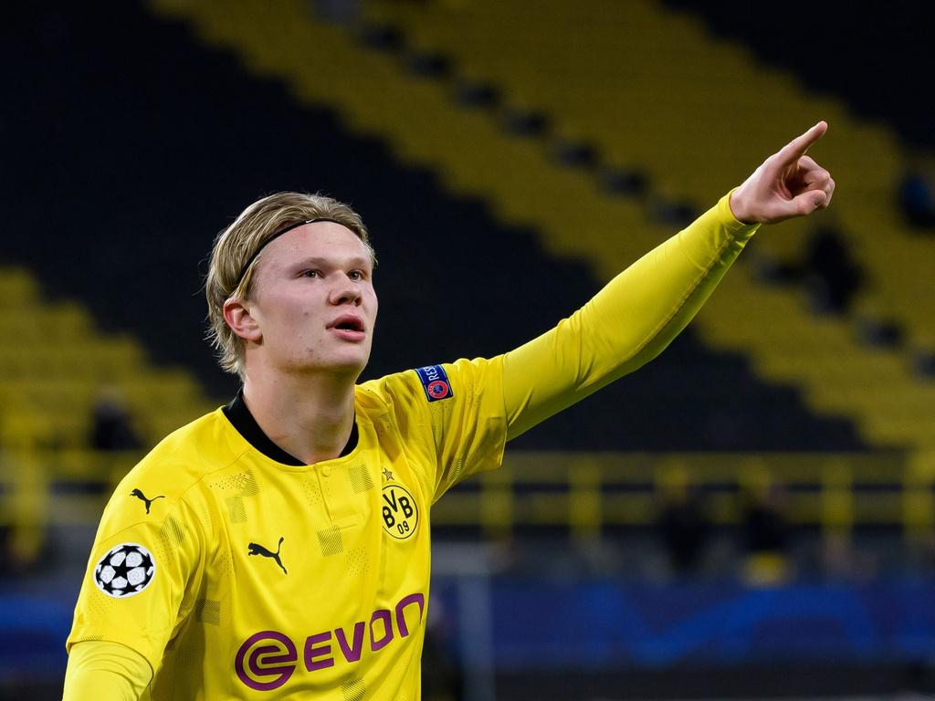 Bayern Munich khó lòng mua Haaland