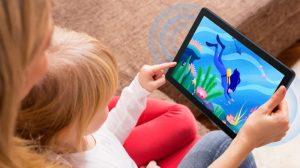 Huawei ra mắt máy tính bảng nhỏ gọn MatePad T 10 dành cho trẻ nhỏ