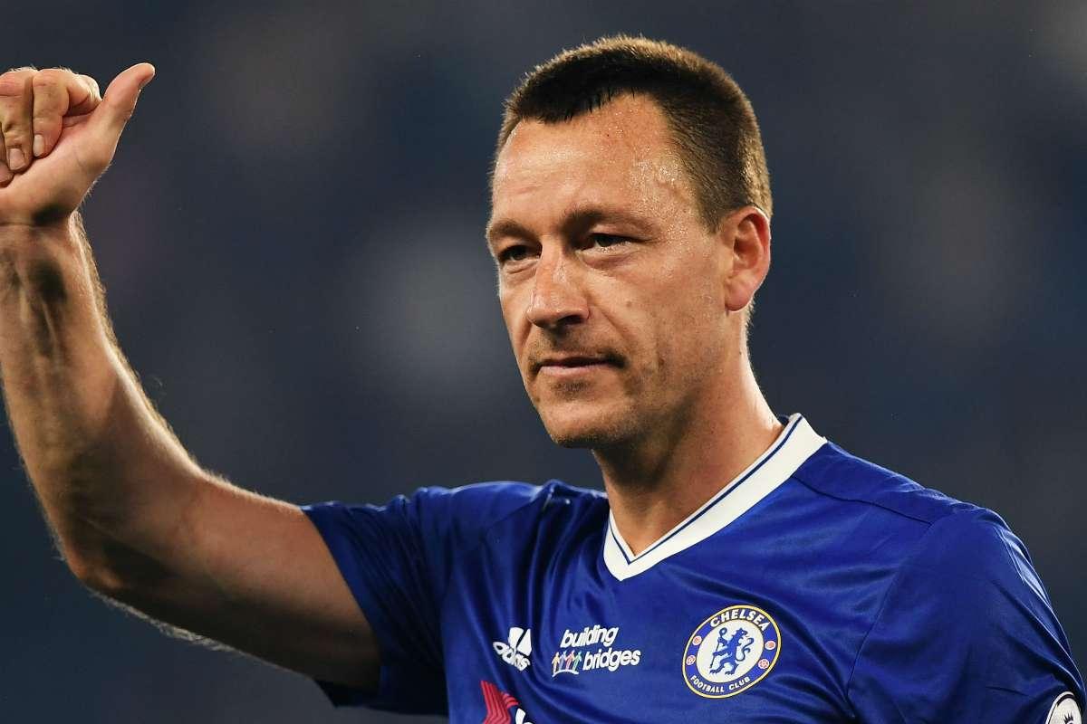 John Terry với 19 bàn thắng