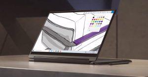 Lenovo chính thức ra mắt ba mẫu laptop Yoga cao cấp mới nhất