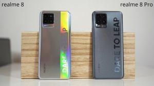 Realme trình làng bộ đôi smartphone Realme 8 và Realme 8 Pro