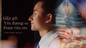 Ca sĩ Phan Mạnh Quỳnh và ca khúc kỉ niệm tình yêu với bà xã