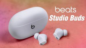 Beats ra mắt Studio Buds với tính năng khử tiếng ồn chủ động