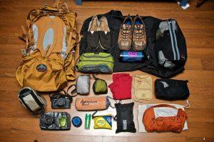 Hành lý khi đi du lịch và mẹo nhỏ giúp giảm cân nặng
