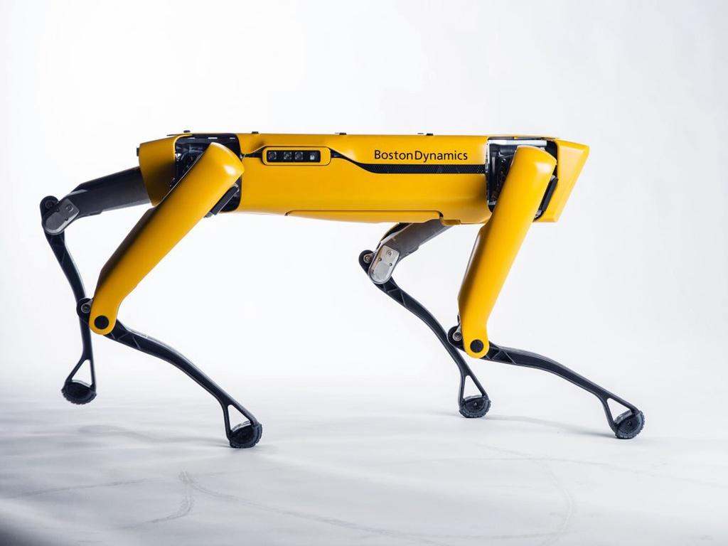 Robot Spot của công ty Boston Dynamics