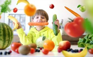 Bí quyết giúp trẻ khỏe mạnh hơn trong mùa hè nóng bức